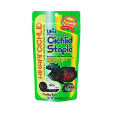 Hikari Cichlid Staple Mini Floating Pellets Tropical Fish Food 57g