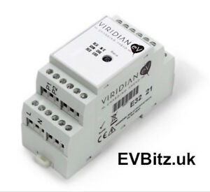 EPC - Viridian (Mainpine) 32A EPC Electronic Protocol Controller EVSE 0.15kg