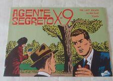 AGENTE SEGRETO X-9 (YELLOW KID nr. 77 - ed. Comic Art)