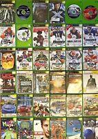 Lot Of 36 XBOX Games, Tony Hawk, Mortal Kombat, X-Men, RalliSport, Vietcong