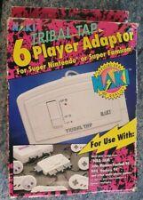 """""""Naki Tribal Tap 6 Player Adaptor Boxed."""