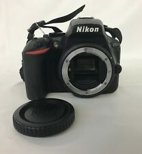 Nikon D5500 24.2MP Digital SLR Camera (Body Only)  - Black   17-5A