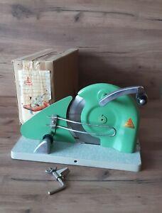 Vintage Bread Slicer Cutter Machine Brunner Germany 1960-70s Original Rare