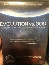Evolution vs. God: Shaking the Foundations of Faith (DVD)