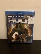 New listing The Incredible Hulk (2012) Blu Ray - Brand New - Sealed!
