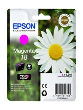 Epson Véritable Xp-422 CARTOUCHE D'Encre Magenta T18