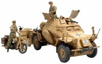 Sd.kfz.222 Leichter Panzerspahwagen  Afrika-korps 1/35 Scale Military TAMIYA*