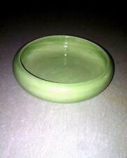 Frankart Art Deco Green Bowl