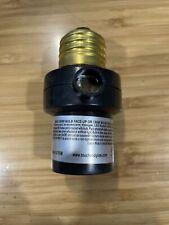 Touch And Glow Photosensor Photocell Dusk Dawn Light Socket S-751M