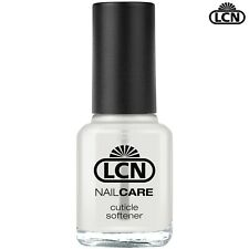 LCN Nails - Nail Care Cuticle Softner 8ml With Tenisides - Base Care For Nails