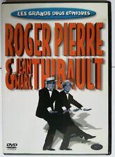 Les grands duos comiques : Roger Pierre & Jean-Marc Thibault DVD ~ Roger Pierre