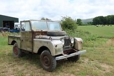 """Land Rover Series 1 86"""" 1955"""
