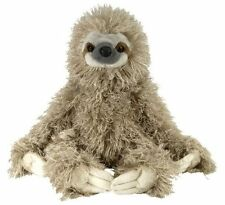 Wild Republic - Cuddlekins Three Toed Sloth 30cm Stuffed Animal Toy
