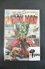 5.5 Fn- Fine- Iron Man # 131 Canadian Euro Variant Owp Yop 1979