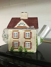 RARE!!! NEW IN BOX Johnson Brothers Friendly Village Figural Collectors Teapot