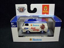 M2 Machines Hostess Ding Dongs 1964 Ford Econoline Delivery van.