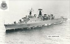 Hampshire Collectable Military Vessel Postcards