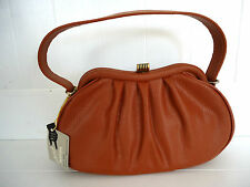 Rockabilly Faux Leather Vintage Bags, Handbags & Cases