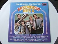 Die fidelen Limburger Akkordeon Hits 6 [LP]