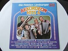 Die fidelen Limburger Akkordeon Hits 6 [LP]