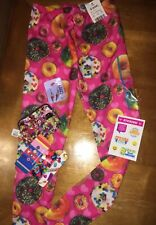 Sz 6 6x Wasabi Ginger Donut Leggings Jewelry Purse Justice Stickers Lot Easter
