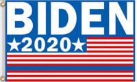 2020 Joe Biden Flag president democratic 3'x5' Brass Grommets star stripes blue