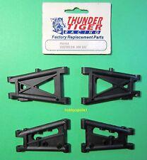 THUNDER TIGER PD0164 Suspension Arm Bag (4 pc's) Vintage NOS RC Parts TTRPD0164