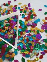 Fairy Lights Christmas Party Table Confetti Decoration  Scatter Xmas Bulbs