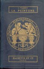 Les Merveilles de la Peinture par Louis Viardot/illustré par Paquier/1877