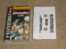 * NEW * WEREWOLVES OF LONDON - SPECTRUM ZX 48K 128K PLUS 2 / AMSTRAD CPC 464