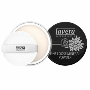 💚 Lavera Trend Mineral Powder Fine Loose  - Transparent 8g