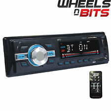 Auto Choice Car Stereo USB Aux SD Card Bluetooth Phone & Audio Android iPhone