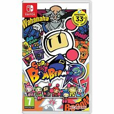 Bomberman Action/Adventure PAL Video Games
