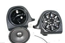 "Speaker lower vented Fairing pods w/ 6.5"" professional grade for Harley Davidson"