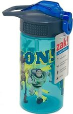 New ZAK DISNEY PIXAR TOY STORY 4 Leak Proof 16oz Water Bottle Sippy Cup BPA Free