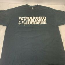 Ruger Firearms Graphic Tee Men's Size XL Black