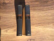 Friedrich Hebel Sämtliche Werke 2 Bände Dünndruck Halbleder