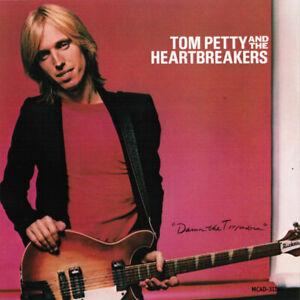 TOM PETTY & THE HEARTBREAKERS ~ Damn The Torpedoes ~ 1987 US MCA 9-trk CD album