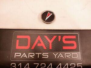 2005 Pontiac GTO Center Wheel Cap w/Emblem 92155956 OEM
