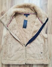 $69 Tommy hilfiger winter jacket/vest women Sz Large