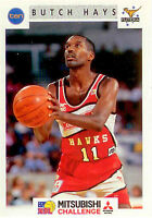 1993 Australia Basketball NBL TIPTOP Promotion Card #38 Butch Hays- Rare