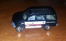 New Loose Matchbox 2009 Black Ford Expedition Police Car Sheriff MB360