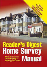 Good, Reader's Digest Home Survey Manual - What to Look for When Buying or Selli
