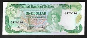 Belize - One Dollar Note - 1983 - P46a - Choice Uncirc.