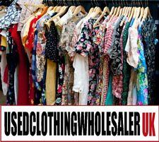 10 KG WOMEN'S VINTAGE CLOTHING MIXED 70's 80's RETRO FASHION WHOLESALE JOBLOT