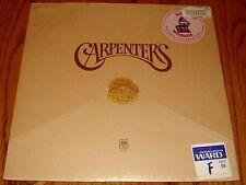 THE CARPENTERS SELF TITLED CARPENTERS ORIGINAL FIRST PRESSING LP STILL  SEALED
