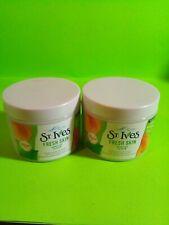 St. Ives Fresh Skin Apricot Scrub - 10 OZ (2 Packs)