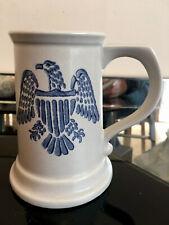 Vintage German Pottery Beer Stein Tankard Pfaltzgraff - Yorktowne