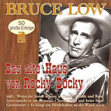 Bruce Low-l' ancienne maison de rocky Docky - 50 grands succès 2 CD NEUF