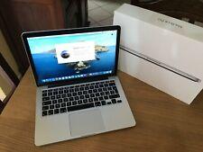Apple MacBook Pro 13 2015 Retina-Intel Core i5 2.70GHz-SSD128GB-8GB-Leggere